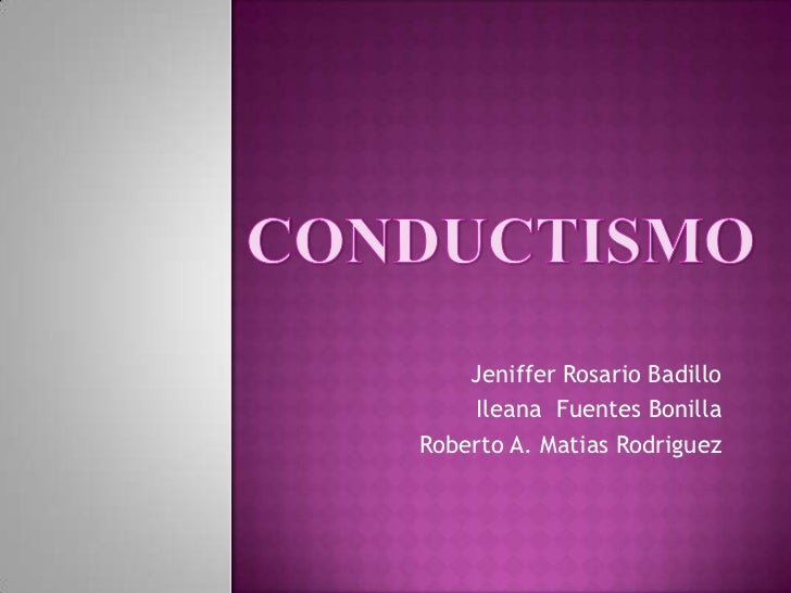 Jeniffer Rosario Badillo     Ileana Fuentes Bonilla Roberto A. Matias Rodriguez