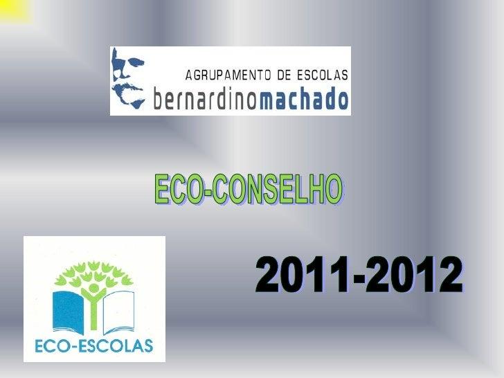 """Objetivos deste ConselhoAssegurar a implementação do programa Eco-Escolas, deacordo com a """"Metodologia Geral do Programa""""..."""