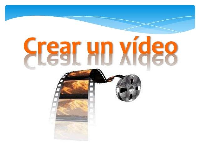 Powerpoint: Crear un vídeo Slide 3