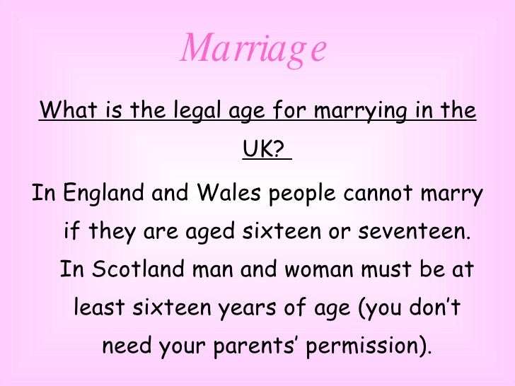 Dating and wedding customs in england