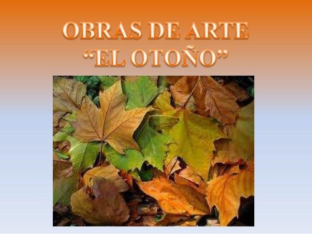 """""""Paisaje de otoño"""" de Aurelio Pérez Martínez"""