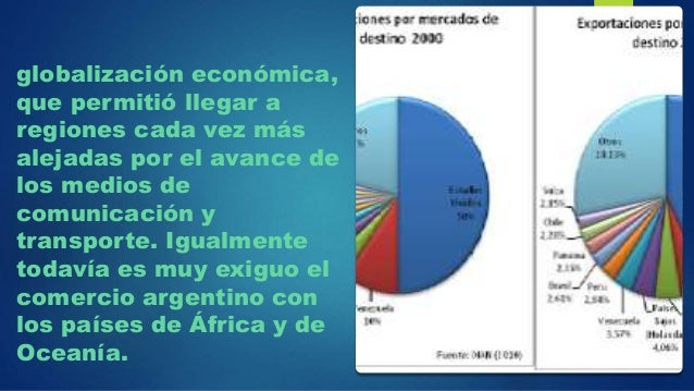 globalización económica, que permitió llegar a regiones cada vez más alejadas por el avance de los medios de comunicación ...
