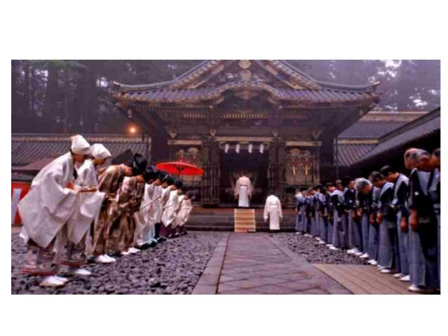 Idealism, Realism and Shintoism