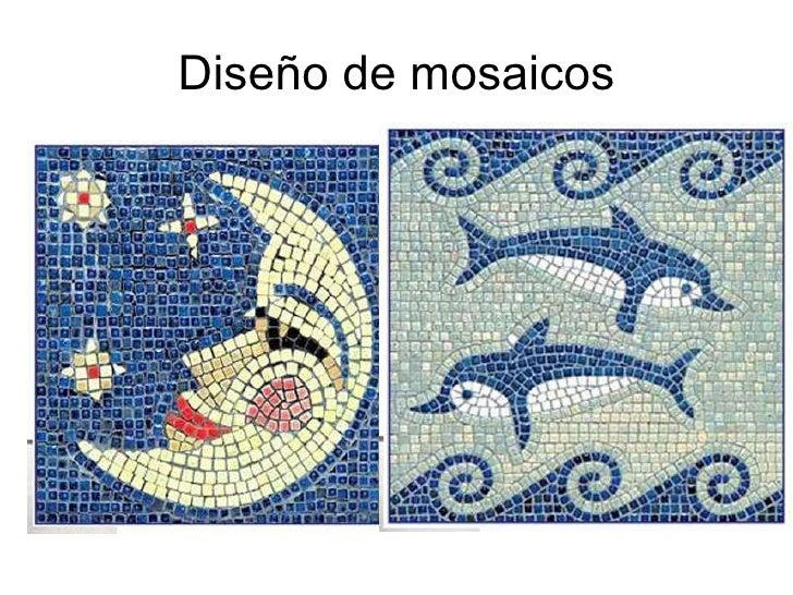 Power point de mosaico for Disenos para mosaicos