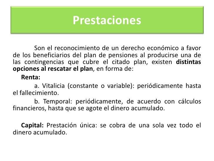 Planes de pensiones - Se cobra la pension el mes de fallecimiento ...