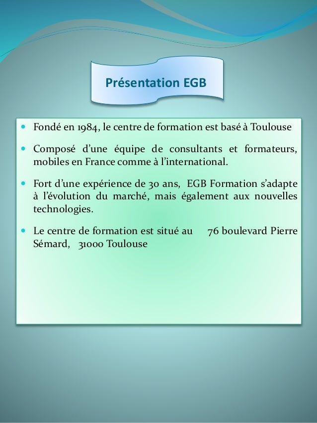 egb formation 2015