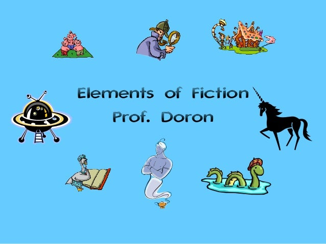 Ppt elements of fiction powerpoint presentation id:7093556.