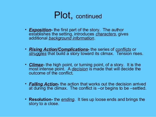Ppt elements of fiction powerpoint presentation id:1846489.