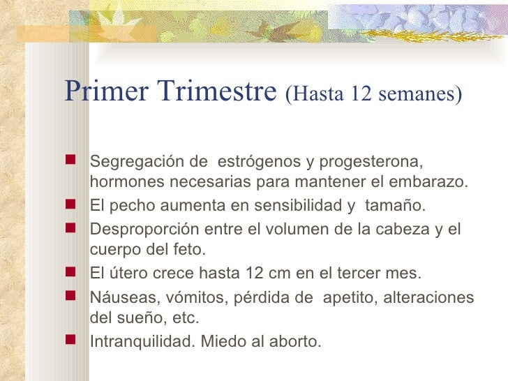 Power point embarazo - Primer mes de embarazo sintomas ...