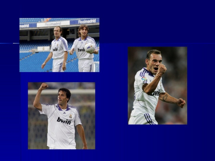 Printing Real Madrid in1902 and 2012   1902              2012