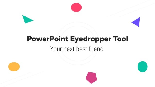 Powerpoint eyedropper tool quick tutorial ccuart Gallery