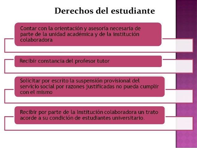 Responsabilidad de la Comisión de Servicio Social de la UnidadAcadémica.