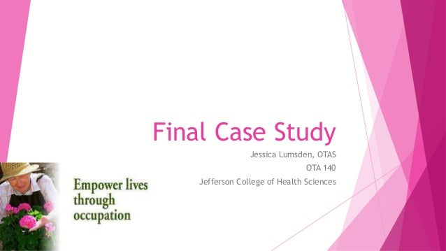 project case study presentation
