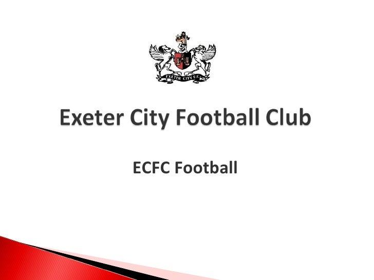 ECFC Football