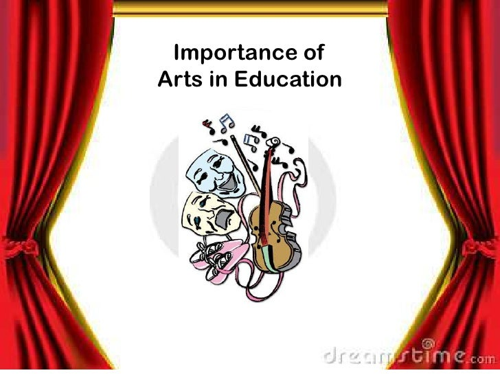 Importance ofArts in Education