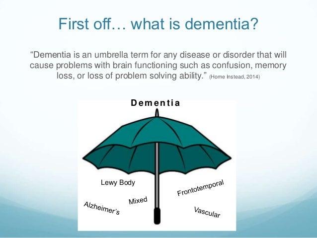 different types of dementia pdf