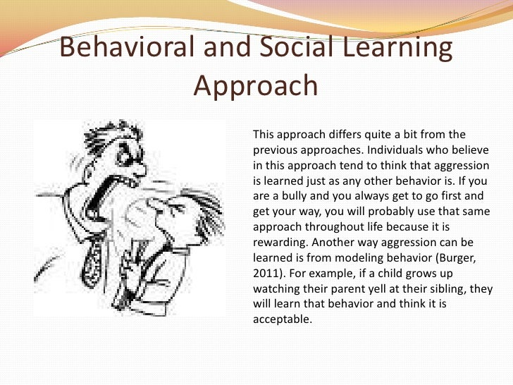 """the biological and learning perspectives The biological approach would argue that people  in some families due the social learning  to """"psychological theories of depression."""