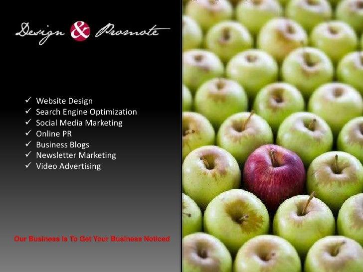 <ul><li>  Website Design