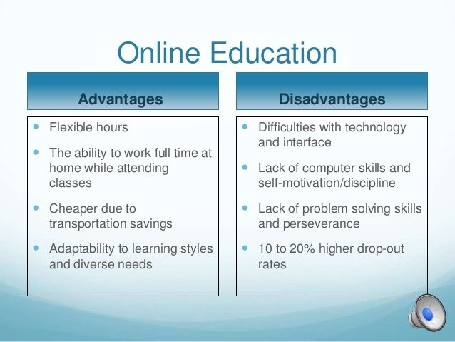 the disadvantages and advantages of computer based training Exploring elearning - reviewing the most popular training methods, we explore advantages and disadvantages of elearning for training and learning.