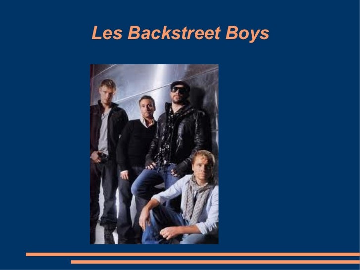 Les Backstreet Boys
