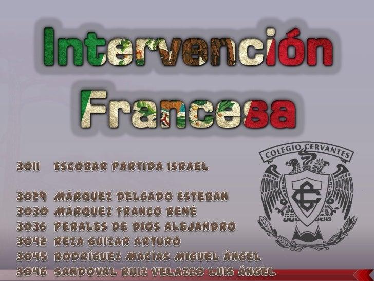 3011Escobar Partida Israel<br />3029Márquez Delgado Esteban<br />3030Márquez Franco René<br />3036Perales de ...