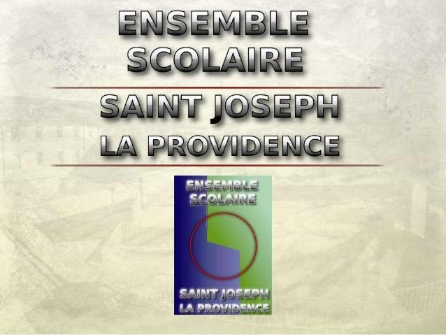 PrésentationLe lycée Saint Joseph La Providence est un lycée  privé qui se situe à Freyming-Merlebach.Dans ce lycée, nous ...