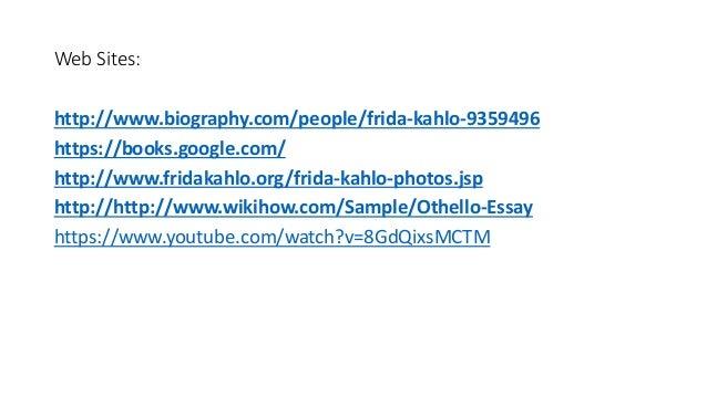 powerpoint frida kahlo 8