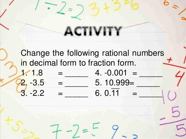 Powerpoint on K-12 Mathematics Grade 7 Q1 (Fundamental Operations of…