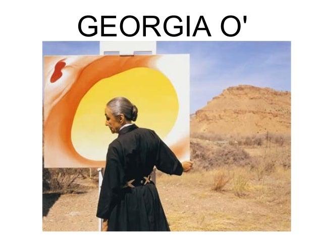GEORGIA O KEEFFE