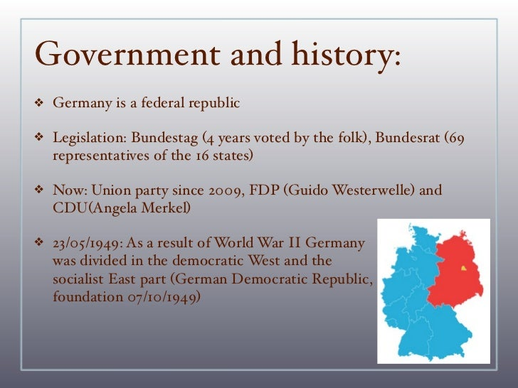 Powerpoint Germany