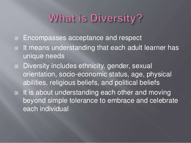 diversity paper final Topic: final exam: cultural diversity education order description instructions the following case studies incorporate many of the issues, facts, and topics considered in.