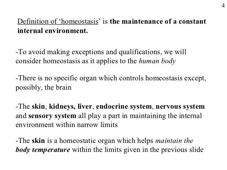 Powerpoint homeostasis