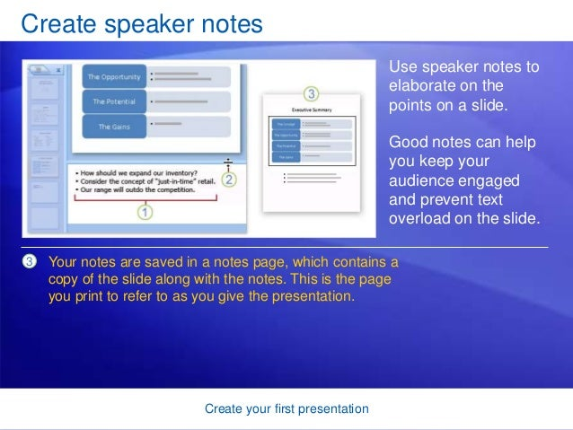Add-speaker-notes-to-your-slides – the highest quality powerpoint.