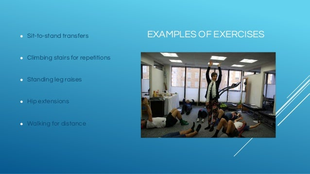 physical therapy  u0026 stroke rehabilitation powerpoint presentation
