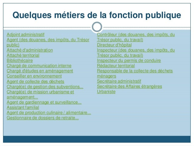 Power Point Im1 Fonction Publique