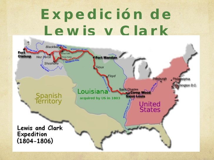 lewis and clark the imperialist of Lecture at lewis & clark college entitled ornamentalism: how the british saw their empire, after his recent book of the race played in imperialist policies.