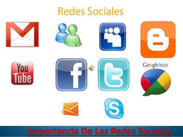 Son servicios en línea con un objetivo  central de facilitar la comunicación e  interacción social entre sus miembros, así...
