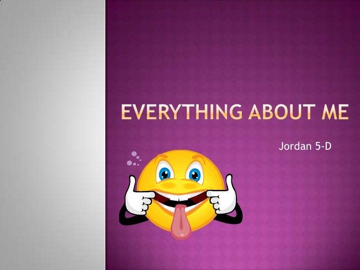 Jordan 5-D