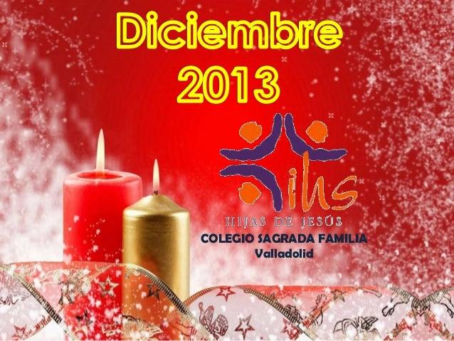 COLEGIO SAGRADA FAMILIA Valladolid