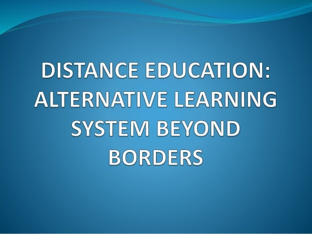 OBJECTIVES:  At the end of this module, the learners should be able to;   Familiarize with the concept and context of dis...