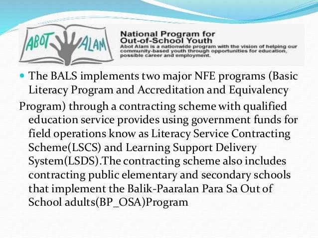... School adults(BP_OSA)Program; 17.