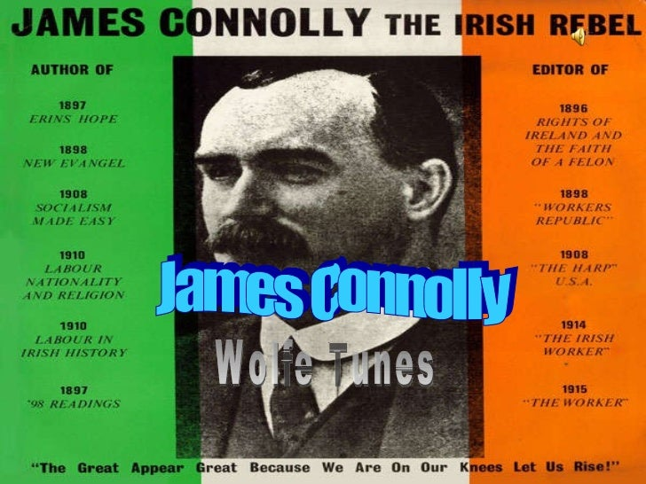 James Connolly Wolfe Tunes
