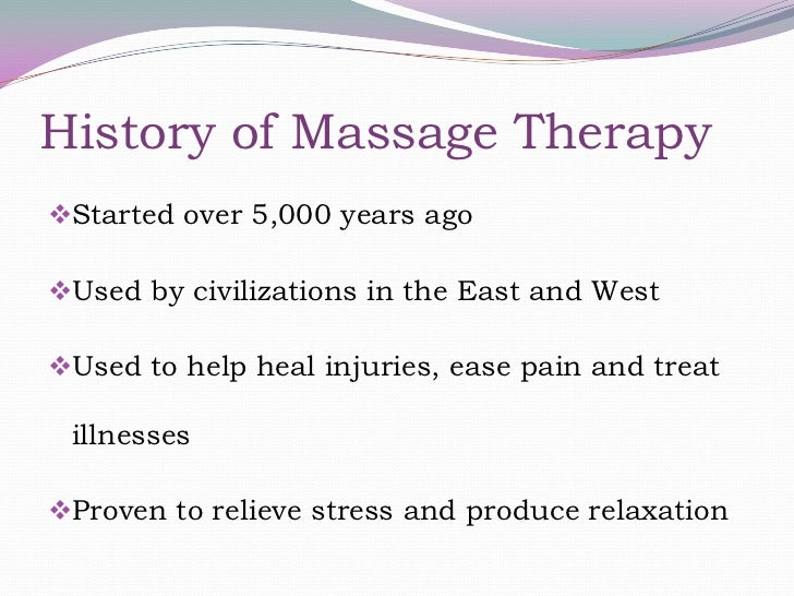 Massage Therapy by Karen Hill