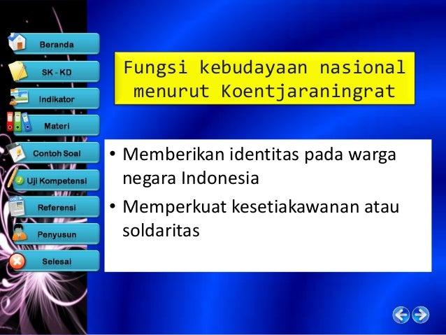 Faktor Penyebab    Keberagaman Budaya Masyarakat Indonesia terdiri atas aneka  ragam suku bangsa, agama, dan ras. Keadaa...