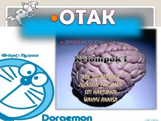Power Point Kelompok Otak Secara Umum