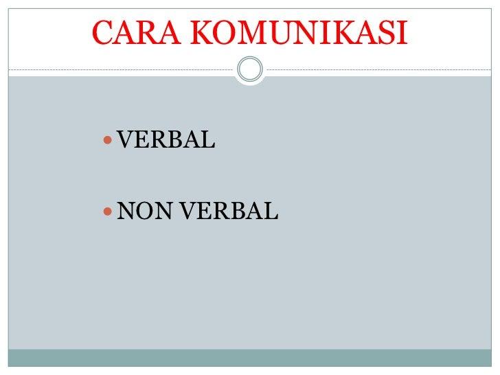 Powerpoint Komunikasi