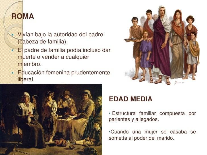 Power point la familia for Epoca contemporanea definicion