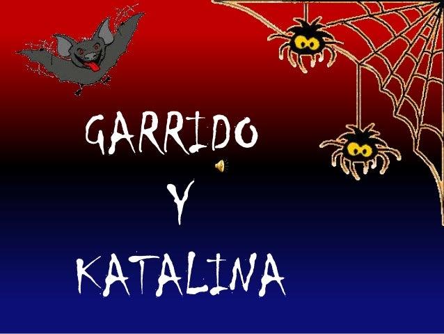 GARRIDO   YKATALINA