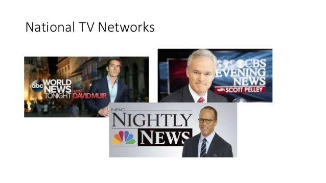 National TV Networks