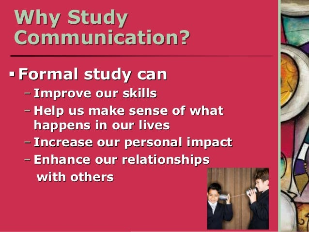The different ways verbal communication can influence our lives